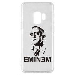 Чехол для Samsung S9 Eminem Logo