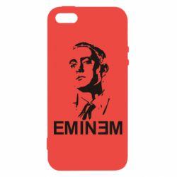 Чехол для iPhone5/5S/SE Eminem Logo