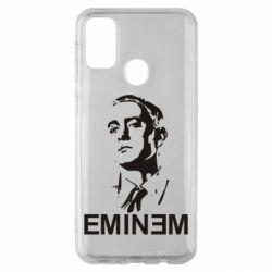 Чехол для Samsung M30s Eminem Logo