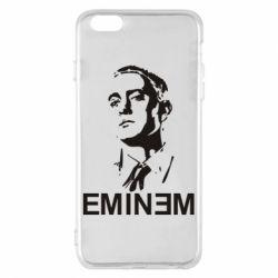 Чехол для iPhone 6 Plus/6S Plus Eminem Logo