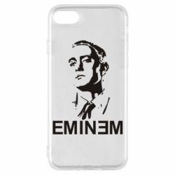 Чехол для iPhone 8 Eminem Logo