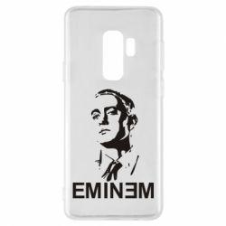 Чехол для Samsung S9+ Eminem Logo