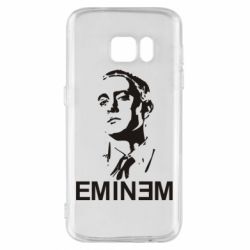 Чехол для Samsung S7 Eminem Logo