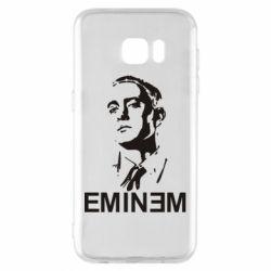 Чехол для Samsung S7 EDGE Eminem Logo