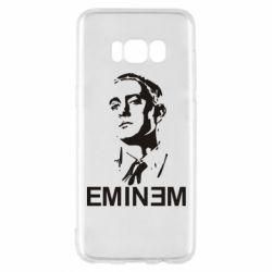 Чехол для Samsung S8 Eminem Logo