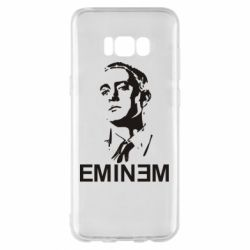 Чехол для Samsung S8+ Eminem Logo