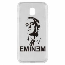 Чехол для Samsung J3 2017 Eminem Logo