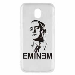 Чехол для Samsung J5 2017 Eminem Logo