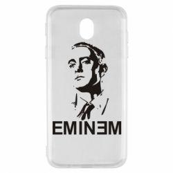 Чехол для Samsung J7 2017 Eminem Logo