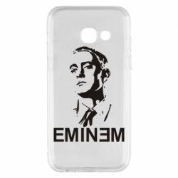 Чехол для Samsung A3 2017 Eminem Logo