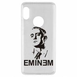 Чехол для Xiaomi Redmi Note 5 Eminem Logo