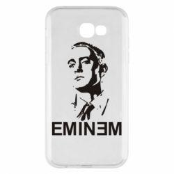 Чехол для Samsung A7 2017 Eminem Logo