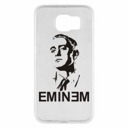 Чехол для Samsung S6 Eminem Logo