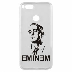 Чехол для Xiaomi Mi A1 Eminem Logo