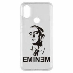 Чехол для Xiaomi Mi A2 Eminem Logo