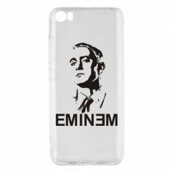 Чехол для Xiaomi Mi5/Mi5 Pro Eminem Logo