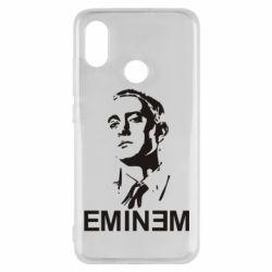 Чехол для Xiaomi Mi8 Eminem Logo