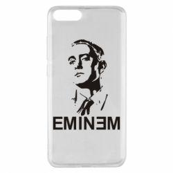 Чехол для Xiaomi Mi Note 3 Eminem Logo