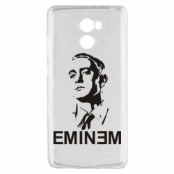 Чехол для Xiaomi Redmi 4 Eminem Logo