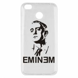 Чехол для Xiaomi Redmi 4x Eminem Logo