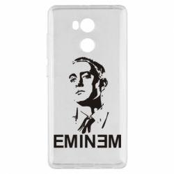Чехол для Xiaomi Redmi 4 Pro/Prime Eminem Logo