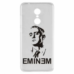 Чехол для Xiaomi Redmi 5 Eminem Logo