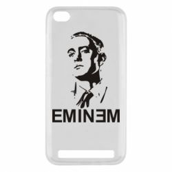 Чехол для Xiaomi Redmi 5a Eminem Logo