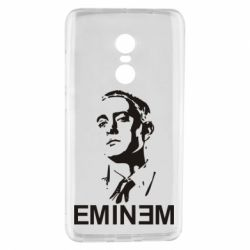 Чехол для Xiaomi Redmi Note 4 Eminem Logo