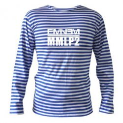 Тельняшка с длинным рукавом Eminem MMLP2