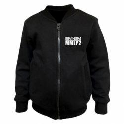 Детский бомбер Eminem MMLP2