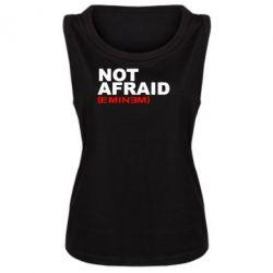 Майка жіноча Eminem Not Afraid