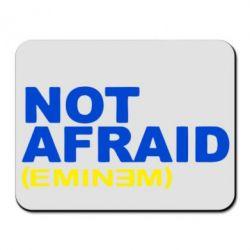 Коврик для мыши Eminem Not Afraid - FatLine