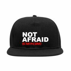 Снепбек Eminem Not Afraid