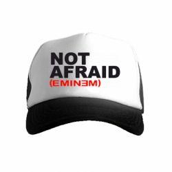 Дитяча кепка-тракер Eminem Not Afraid