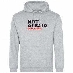 Чоловіча толстовка Eminem Not Afraid