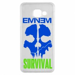 Чохол для Samsung A3 2016 Eminem Survival