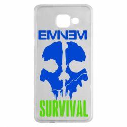 Чохол для Samsung A5 2016 Eminem Survival