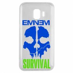 Чохол для Samsung J2 2018 Eminem Survival