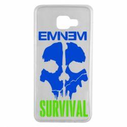 Чохол для Samsung A7 2016 Eminem Survival