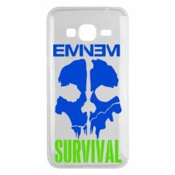 Чохол для Samsung J3 2016 Eminem Survival