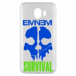 Чохол для Samsung J4 Eminem Survival