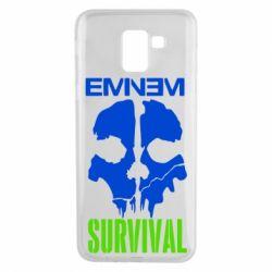 Чохол для Samsung J6 Eminem Survival