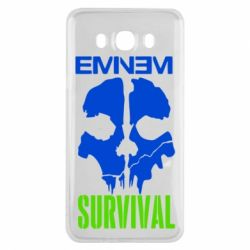 Чохол для Samsung J7 2016 Eminem Survival