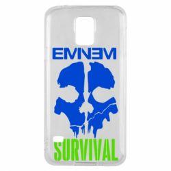 Чохол для Samsung S5 Eminem Survival