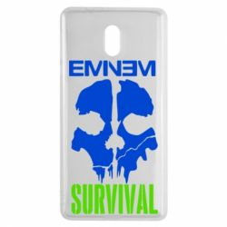 Чехол для Nokia 3 Eminem Survival - FatLine