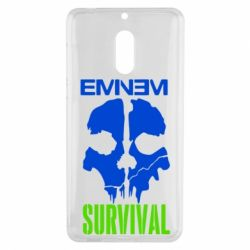 Чехол для Nokia 6 Eminem Survival - FatLine