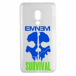 Чехол для Meizu 15 Plus Eminem Survival - FatLine