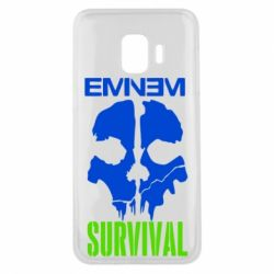 Чехол для Samsung J2 Core Eminem Survival