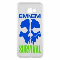 Чехол для Samsung J4 Plus 2018 Eminem Survival