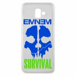 Чехол для Samsung J6 Plus 2018 Eminem Survival